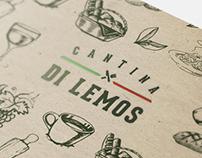 Cantina Di Lemos - Bento Gonçalves - RS