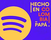 Colombian Hub / Spotify