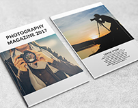 Photography Magazine - 16 Pages