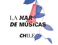 La Mar de Músicas. Chile