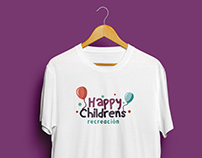 IDENTIDAD VISUAL HAPPY CHILDRENS
