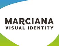 Marciana Visual Identity