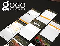 gogo phones Application