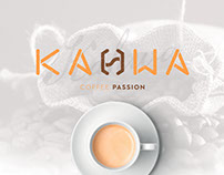 Kahwa - coffee passion. Bar Caffetteria