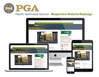 PNWPGA Website Redesign 2016