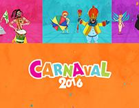 Vinhetas Carnaval 2016 TV Diário