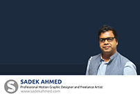 PROFILE of SADEK AHMED