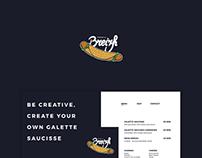 Chaud la Breizh - Identity & Design