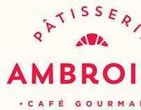 Pâtisserie Ambroise Identity_2015