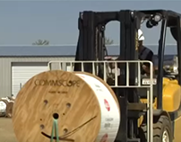 Kit Carson Telecom Fiber Project Videos