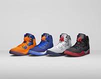Nike Brand Jordan/ Spike 40 collection