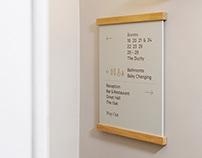 Signage & Wayfinding at The Alverton