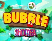 Bubble Shooter game Art