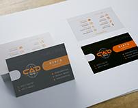 BC Card Design