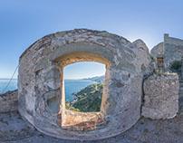 Castello di Sant'Alessio Siculo Virtual Tour