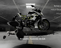Kawasaki Z125 MY19