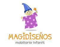 Logotipo Magidiseños