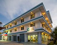 Fotos de Arquitectura del Hotel Paxamama en Cancun