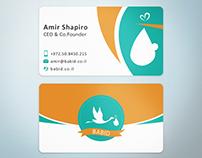 Babid Business Card