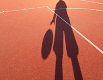 Court and shadow