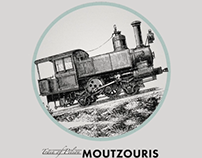 Train of Pelion | Mountzouris