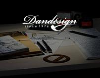Designer table (intro of TM Dandesign)
