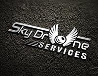 Sky Drone Logo Bundle