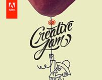 A man survives of dreams – Adobe European Creative Jam