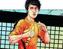 Bruce Lee - Fan Art