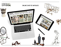Used & Unique - ONLINE SHOP OF ANTIQUES