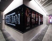 Texas A&M Men's Basketball Facility -Built Environments