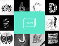 36 DAYS OF TYPE | 2017