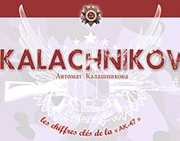 Infographic KALACHNIKOV