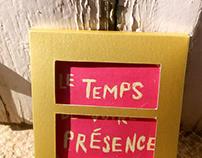 Le temps-présence