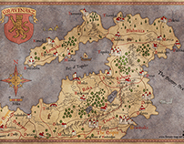 The Duchy of Gravinakz