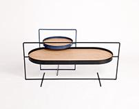 Basket tables