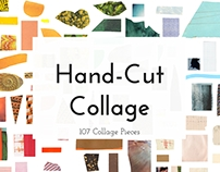 Hand-cut Collage Vol. 1