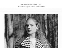 NY Magazine The Cut Resort 2016