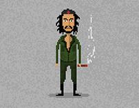 Che Guevara / Pixel Art