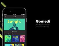 Gomedi - Comedy Micro OTT App