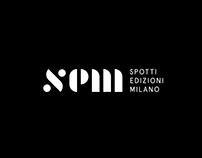 Spotti Edizioni Milano — Branding