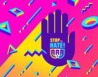 Stop The Hate / Доста Омраза / Mjaft Urrejtjes