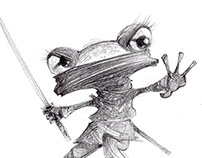 Ninja Newt