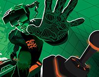 GameTime Books - branding + cover designs