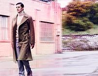 Art Direction & Styling | Men's Fashion Shoot