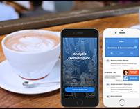 Job Listing Mobile App