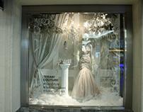 Winter Palace- Saks Fifth Avenue ,Holiday '2015 Window