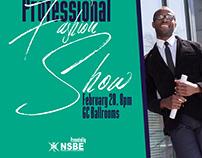Professional Fashion Show