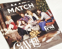 DM Christmas 2015 / Match