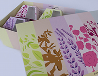 Dilmah Exceptional Tes series Packaging Re-design